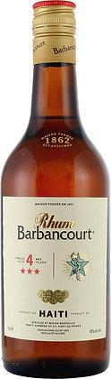 Barbancourt *** 4 y.o.