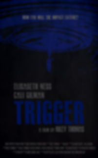 Trigger Poster Film Poster - Print Size.