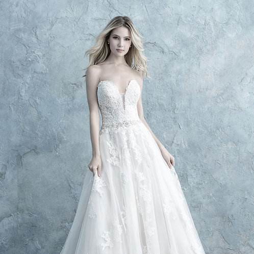 Allure Bridals| 9672