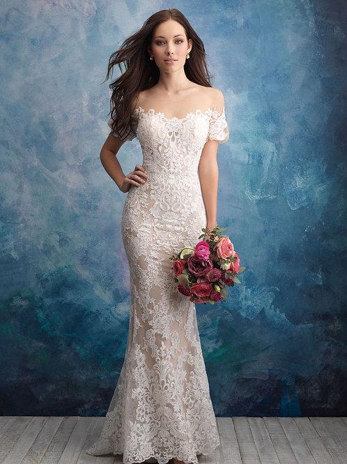 Allure Bridals| 9569