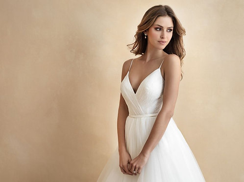 Allure Bridals| 3308