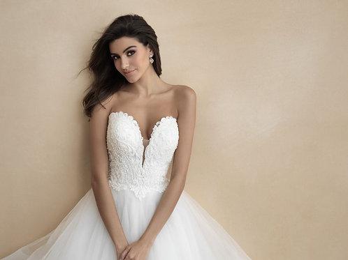 Allure Bridals| 3315