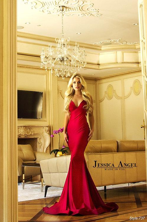 Jessica Angel| 737