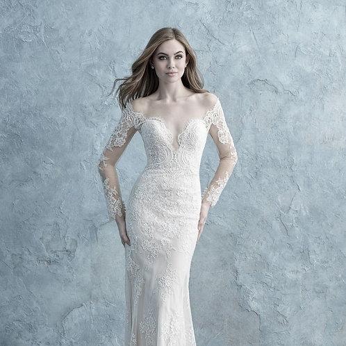Allure Bridals| 9654