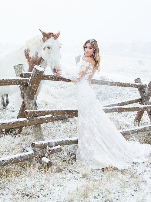 Allure Bridals| 9506