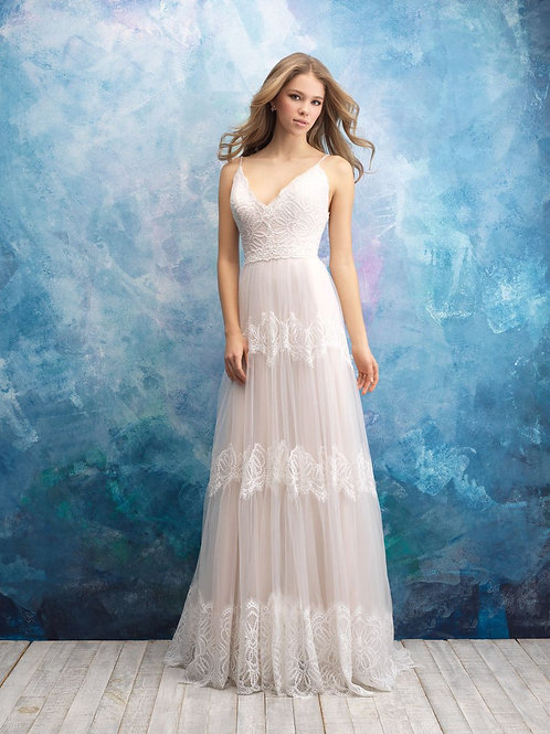 Allure Bridals| 9555
