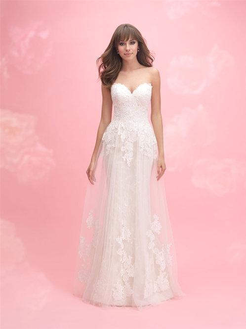 Allure Bridals| 3057