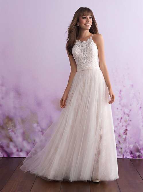 Allure Bridals| 3114