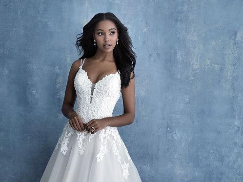 Allure Bridals| 9732