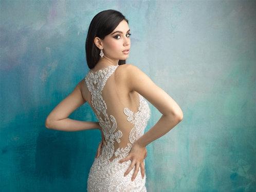 Allure Bridals| 9511