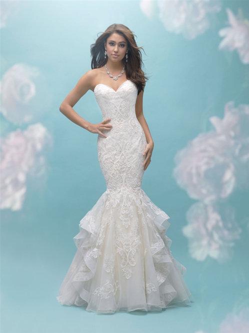 Allure Bridals| 9456