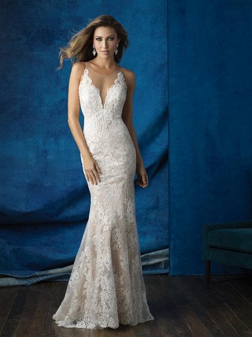 Allure Bridals| 9363