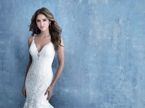 Allure Bridals| 9729