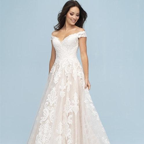 Allure Bridals| 9619