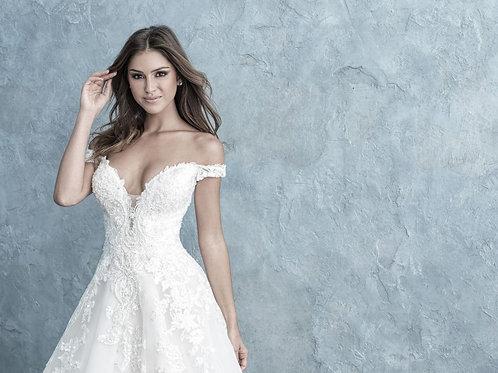 Allure Bridals| 9681