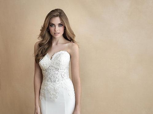 Allure Bridals| 3311