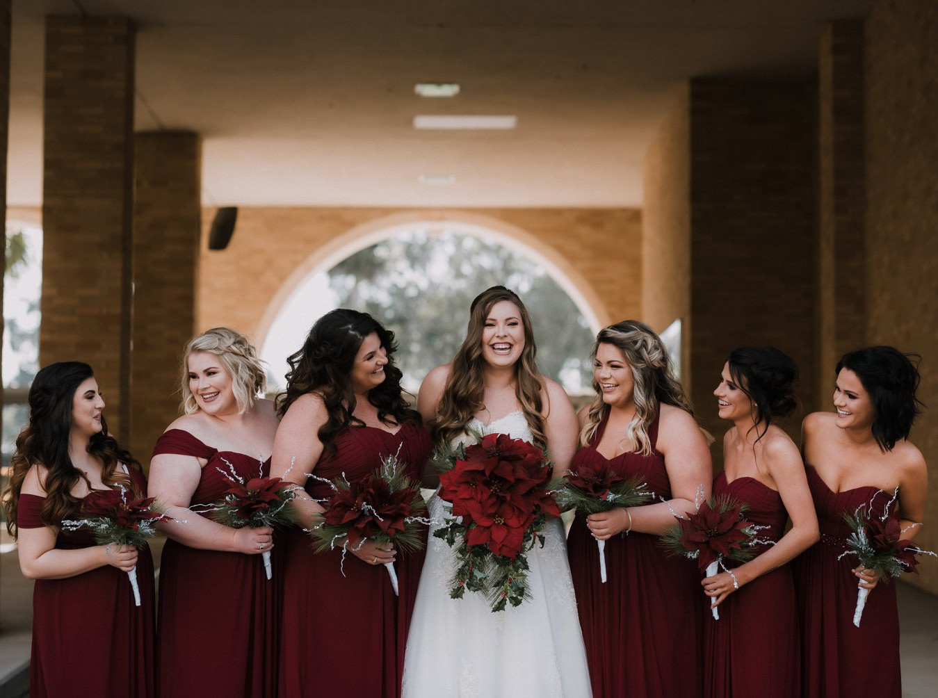 Brooklyn Shay & Bridesmaids