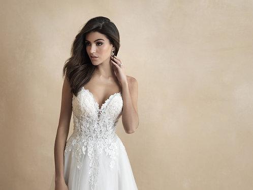 Allure Bridals 3310