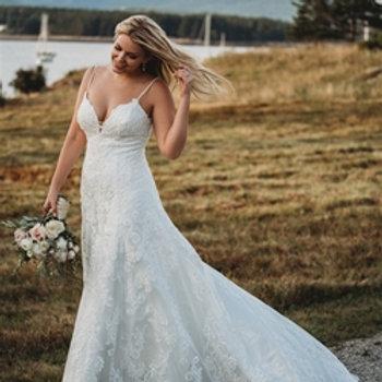 Allure Bridals| 9605