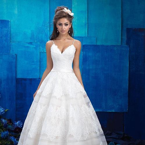 Allure Bridals| 9400
