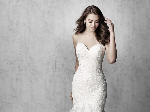 Allure Bridals| MJ604