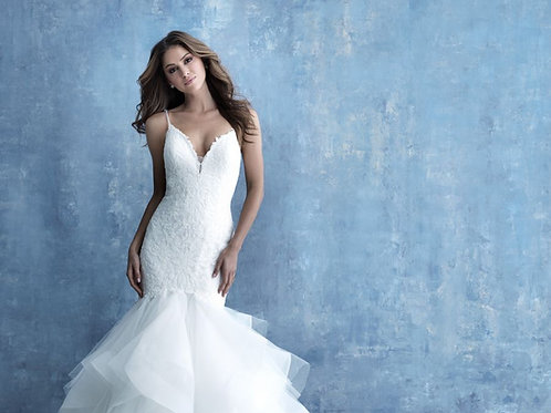 Allure Bridals| 9714