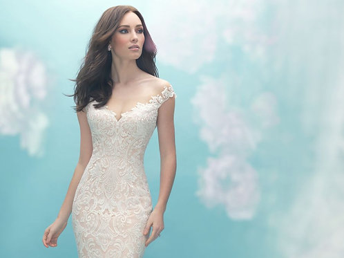 Allure Bridals| 9474