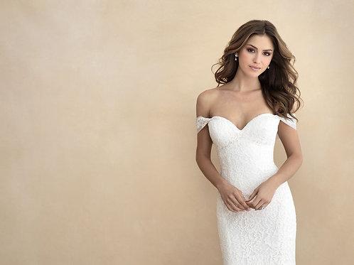 Allure Bridals| 3302