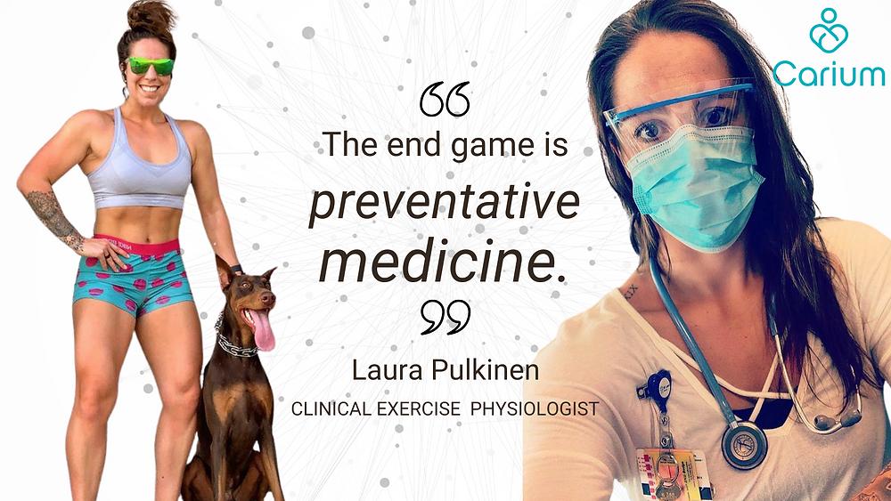 preventive medicine,preventative medicine,personalized health,the mecca gym,laura pulkinen