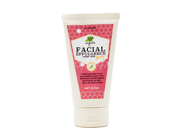 """Facial Effulgence"" Face wash (4oz)"