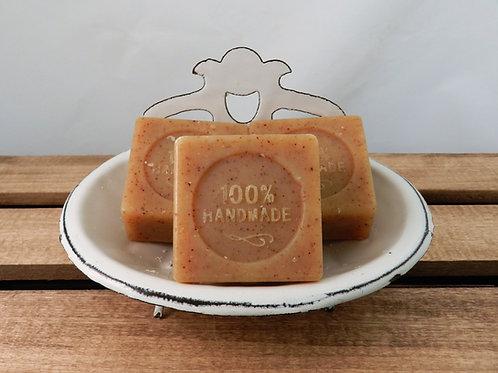 Tea Tree Nutmeg & Honey Facial Bar