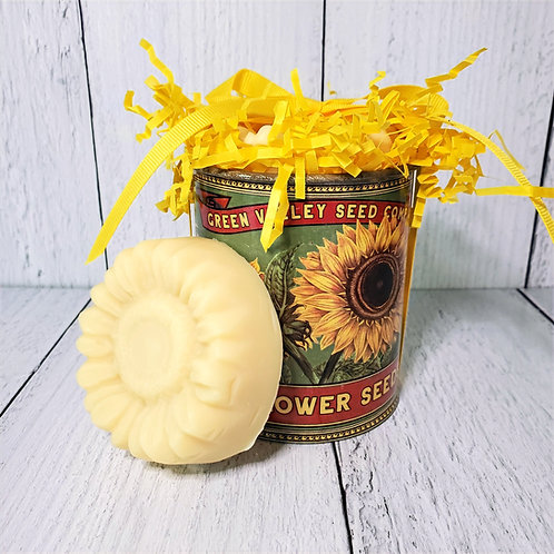 Sunflower Can