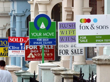 6 Factors that will influence the UK property market in 2018