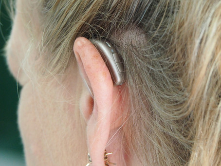 Help another person with your used hearing aid