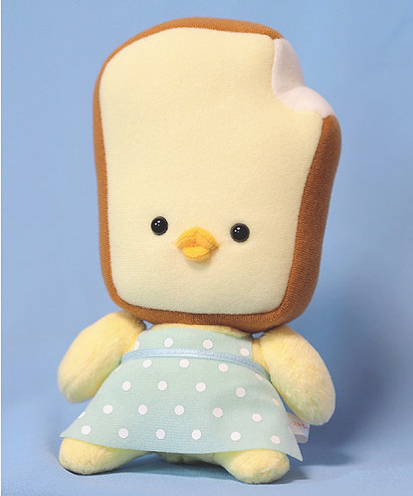 Plush Toast chan