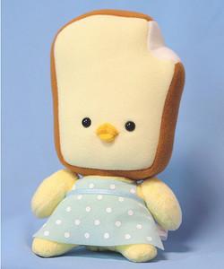 Plush Toast chan