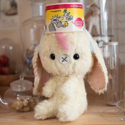 Kurin Chan (Ice cream cup Rabbit)