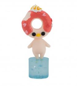 Whipped Cream Donut Baby