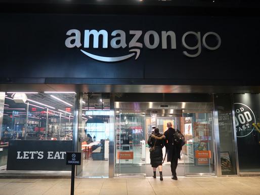 Amazon Go: A revolução na arquitetura de lojas e supermercados
