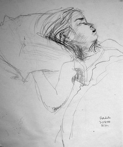 Rachel Sleeping