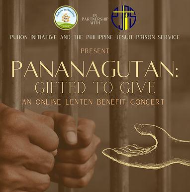 Pananagutan: An Online Lenten Benefit Concert