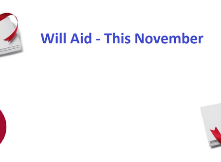 Will Aid is back