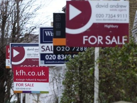 UK housing market settles down post-Brexit, says Rics