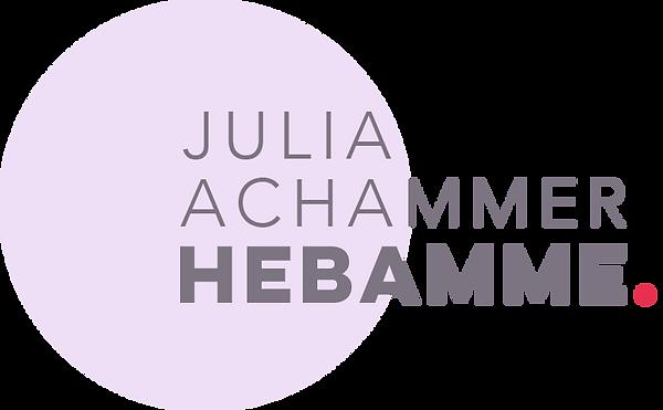 Hebamme Julia Achammer