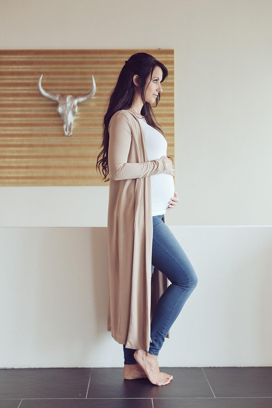 Gedanken einer Schwangeren
