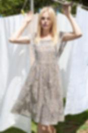 Gelfer Design - Honey Cotton Dress