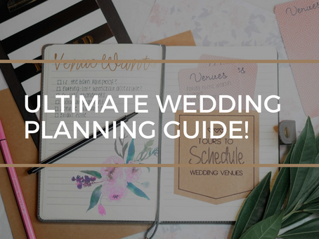 The Ultimate Wedding Plan Guidelines You Should not Miss
