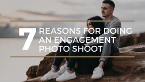 7 Reasons for Doing an Engagement Photo Shoot