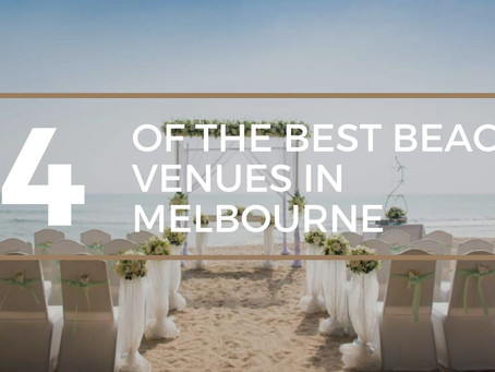 Tropical I Do's: Here are the Best Beach Venues Near Melbourne
