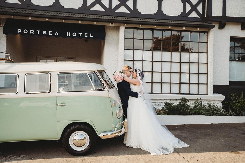 Portsea hotel wedding
